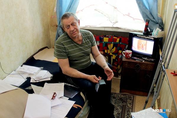 После публикации на НГС Андрею Шашлюкупредложили провести операцию в НИИТО, а Железнодорожный суд встал на сторону инвалида