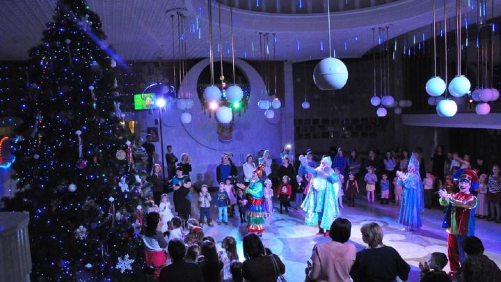 В Новосибирске покажут сказку о том, как сам Дед Мороз был маленьким мальчиком