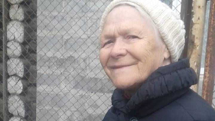Её привезли в больницу, но она оттуда ушла: в Екатеринбурге ищут пропавшую пенсионерку
