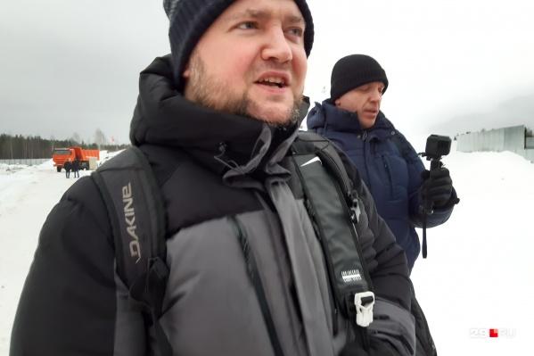 Владимир Воронцов — бывший полицейский, руководит проектом «Омбудсмен полиции», защищает права сотрудников УМВД
