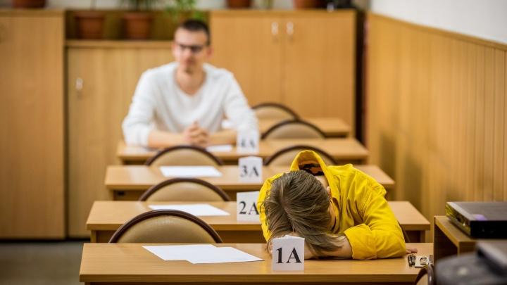 Стали известны первые результаты ЕГЭ в Новосибирске. Сотни школьников пойдут на пересдачу