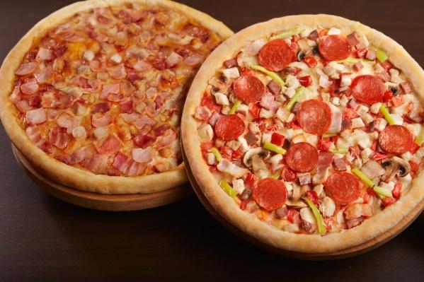 Domino's Pizza открылась на Малышева в конце прошлого года