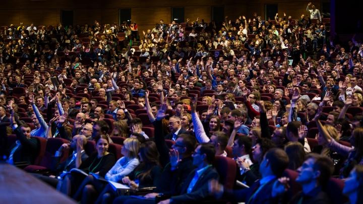Топовые бизнесмены страны выступят на форуме #ДЕЛОЖИЗНИ в Самаре