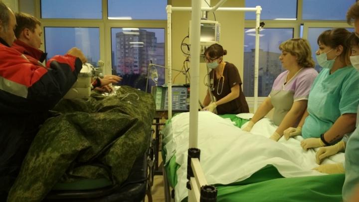 Девушка, выжившая в горах Урала, пришла в сознание