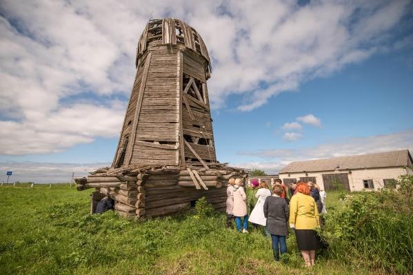 Фестивалем организаторы надеются привлечь внимание к старинной мельнице на Ровдиной Горе, которая требует реставрации<br>