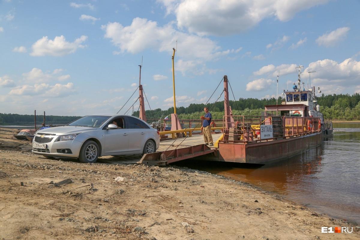 Для местных жителей услуги водного транспорта бесплатные, приезжим приходится раскошелиться