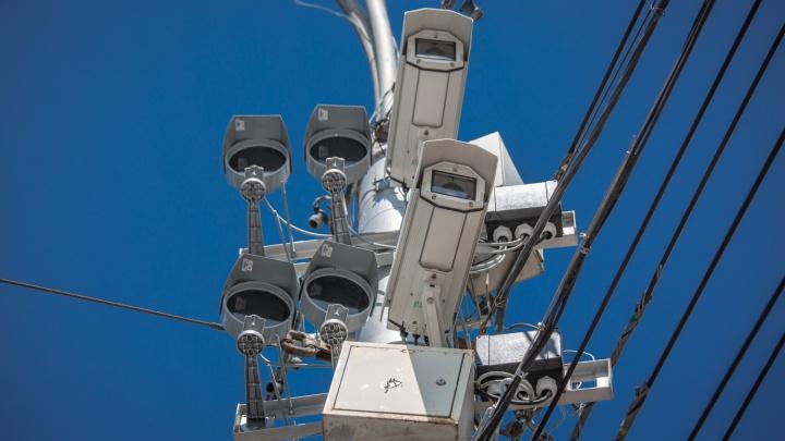 На Ипподромской появится несколько новых камер для ловли нарушителей