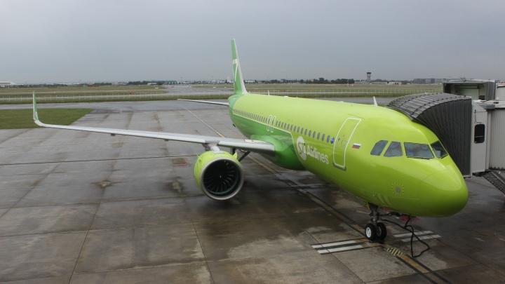 S7 купила у французов новейшие самолёты для рейсов из Новосибирска в Москву