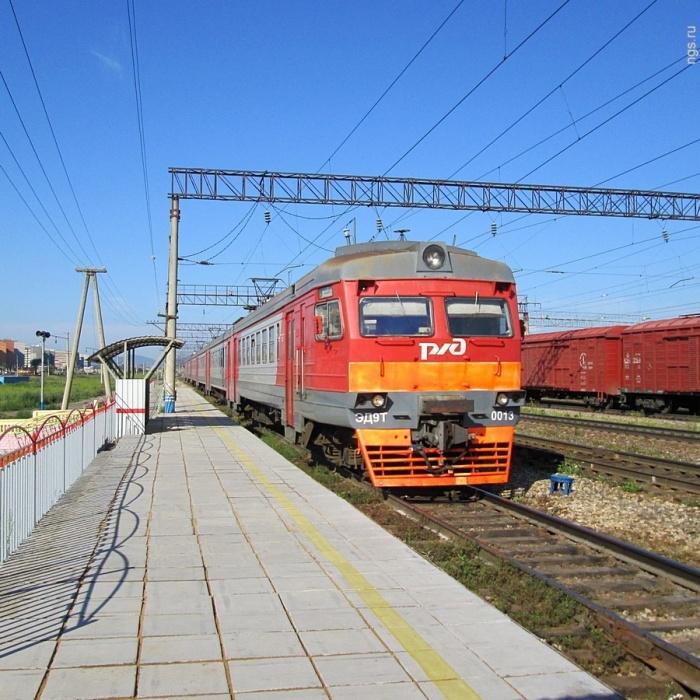 Пути аэроэкспресса в«Емельяново» как правило будут использовать для перевозок грузов