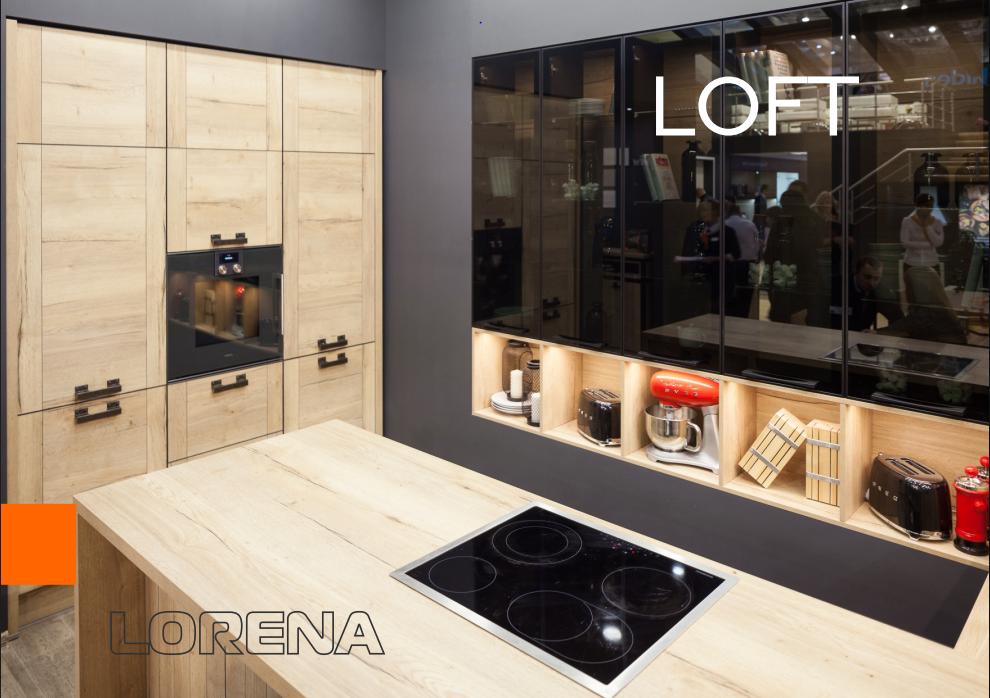 «Lorena Кухни» пригласила дизайнеров погрузиться в тренды будущего