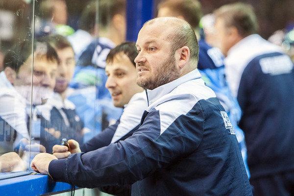 В хоккейную «Сибирь» вернулся бывший тренер