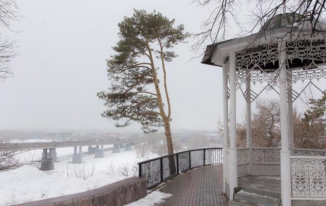 Погода в Башкирии на 11 апреля: дождь со снегом