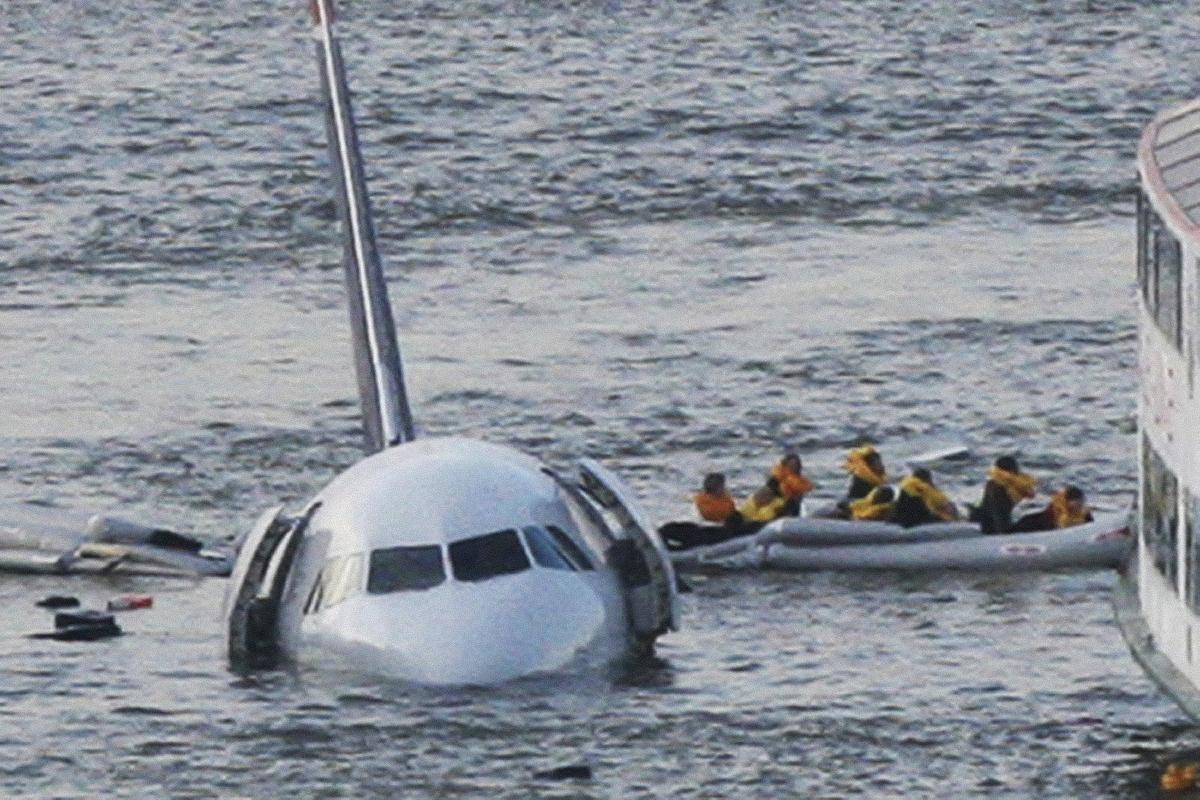 Посадка лайнера на Гудзон стала самой известной в мире — про нее даже сняли кино с Томом Хэнксом