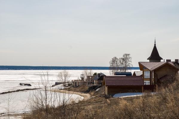 Подземные толчки заметили на юго-востоке Новосибирской области — на фото Ордынский район