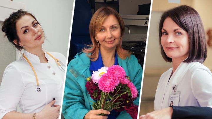 19 красоток в белых халатах: в Новосибирске выбирают самую шикарную женщину-медика — смотрим фото