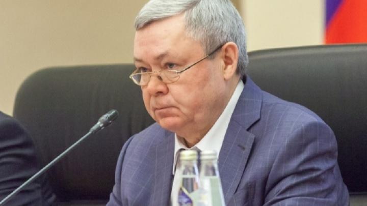 Экс-главе правительства Самарской области прочат место в губдуме