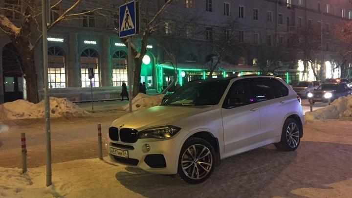 «Я паркуюсь как чудак»: BMW ННН — король улицы Ленина