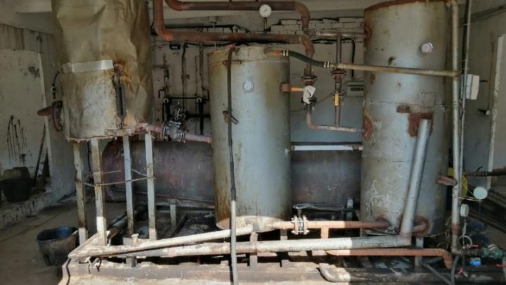 В Волжском ликвидировали подпольный нефтезавод
