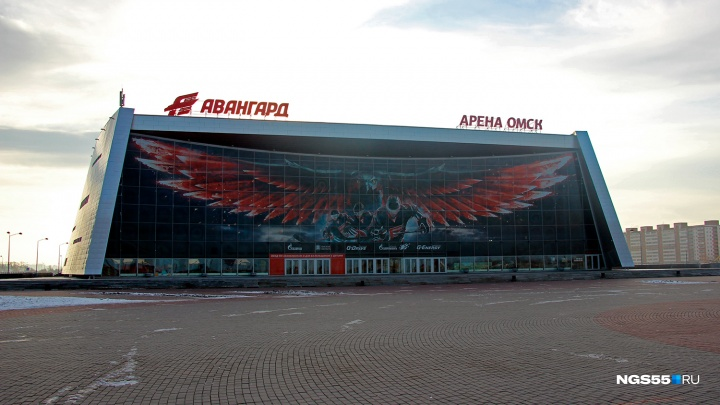 «Авангард» ищет строителей для реконструкции «Арены-Омск»