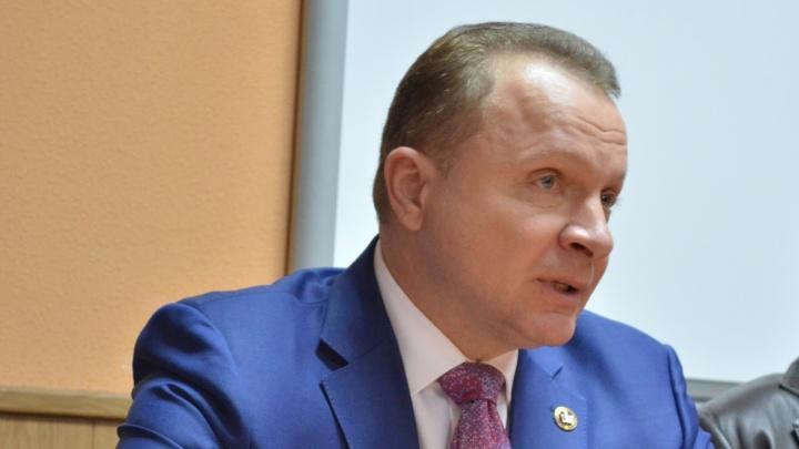 И. о. ректора Курганского госуниверситета прочат отставку