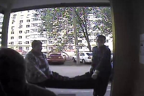 Происшествие сняла видеокамера<br><br>