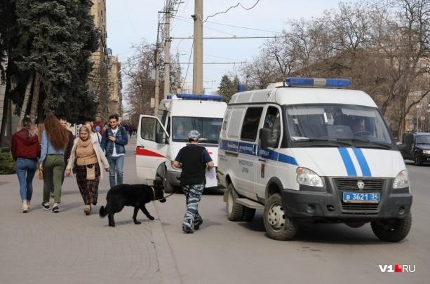 В Волгограде эвакуировали сотрудников и пассажиров автовокзала