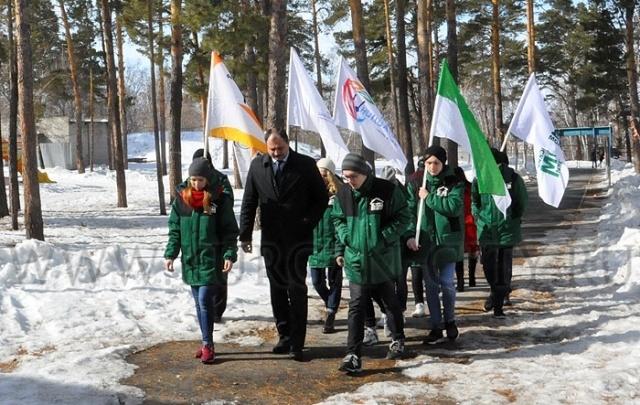 Весенние каникулы курганские школьники проведут в «Городе молодых»