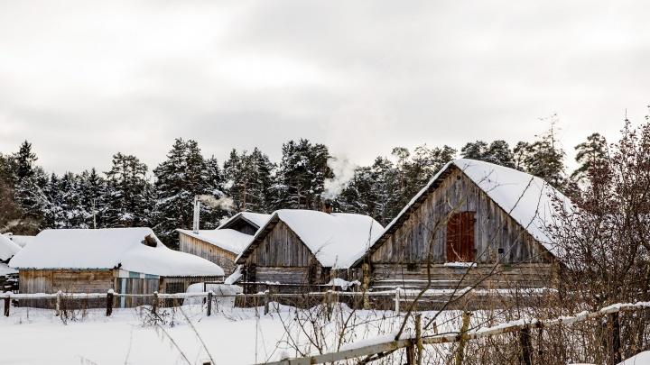 Замерзали всю зиму: в деревне Ярославской области обещают дать отопление