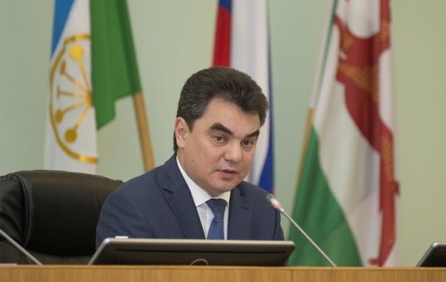 Ирек Ялалов вошел в Совет при президенте по развитию самоуправления