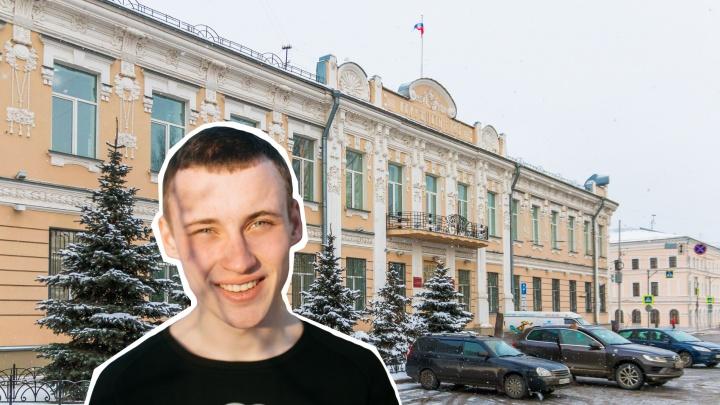 Самарскому детдомовцу Игорю Шамину смягчили приговор за кражу шоколадок