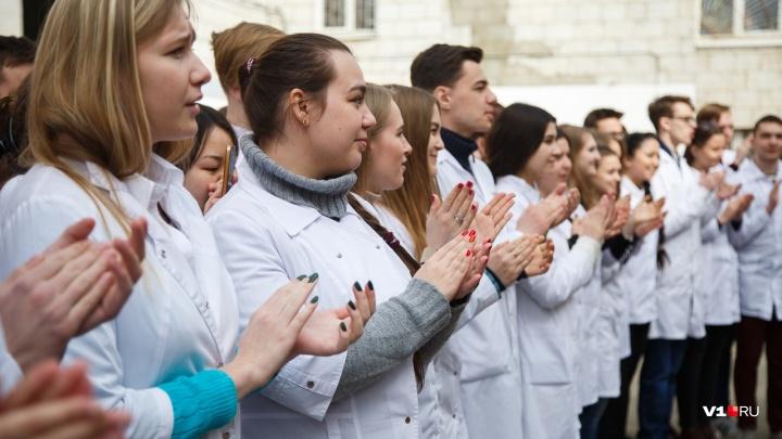 ВолгГМУ вошел в пятерку самых нужных медицинских вузов России
