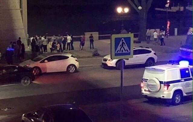 В Ростове под Ворошиловским мостом нашли тело мужчины