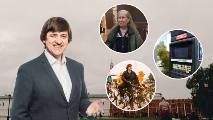 Получал письма с угрозами и внедрял платные парковки. 5 фактов про нового мэра Тобольска Афанасьева