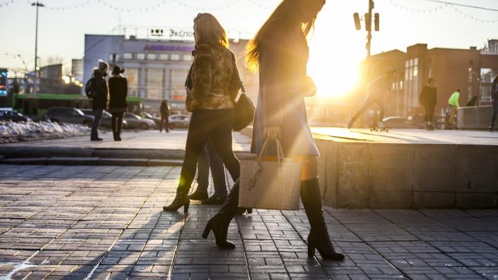 Пятна на Солнце: новосибирцев ждёт серия магнитных бурь