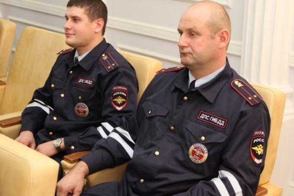 Отказавшиеся от взятки полицейские