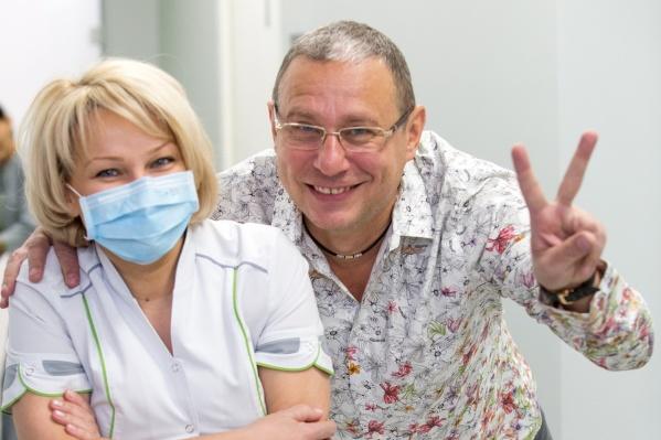 Михаил Тодер 20 лет занимался имплантацией в Израиле