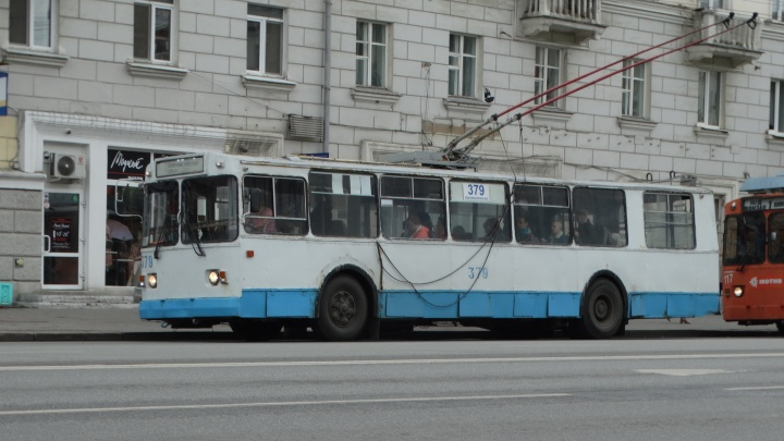 Четвертый троллейбус вернется с понедельника. Рейс от метро «Динамо» до Пионерки снова в деле