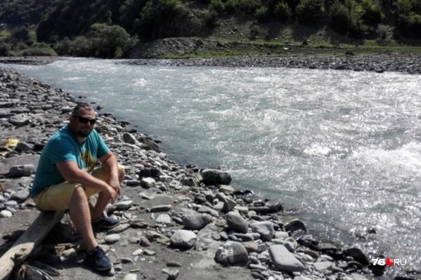 Радиоведущий Андрей Климушкин любит отдыхать в Грузии: он любит местных людей, природу, еду и вино