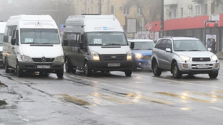Берегись автомобиля: волгоградских водителей просят забыть об обгонах и гонках на трассе