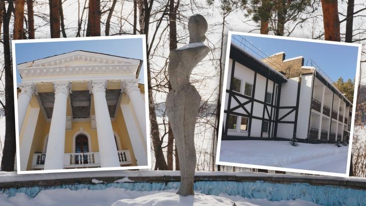 Апартаменты, пентхаусы и отели: что сейчас происходит на месте бывшего санатория «Еловое»