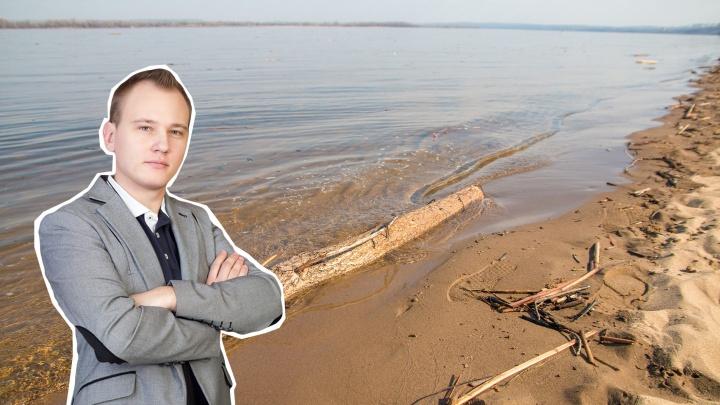 Прокуратура потребовала отстранить от должности красноярского депутата за махинации с пляжами