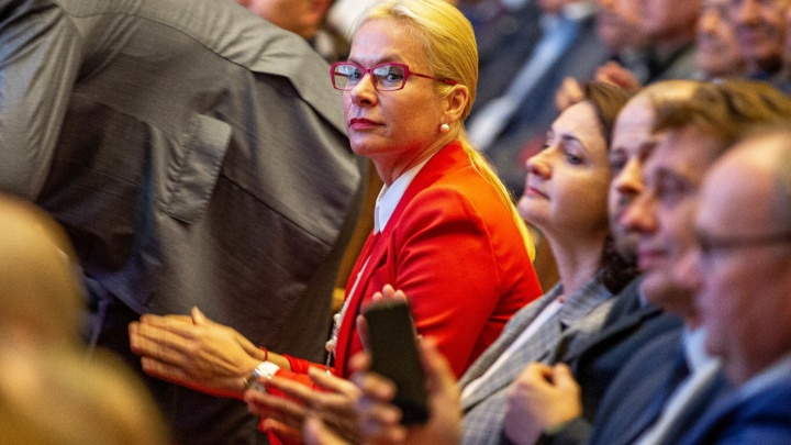 Вице-мэром Новосибирска назначили Анну Терешкову