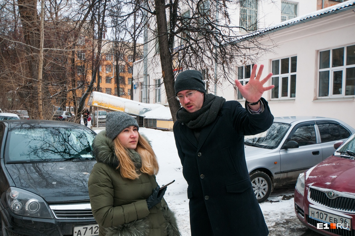Константин Бугров говорит, что таких городков в Союзе были единицы