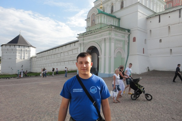 Александру Вечернину было 33 года