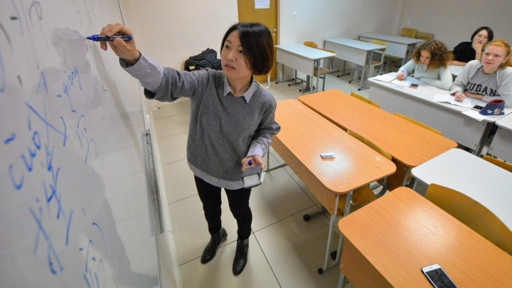 Китайский учёный в Екатеринбурге: «Лапшу в коробочках, которую здесь продают, в Китае никто не ест»