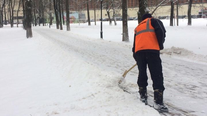 Ярославль завалило снегом: ищем снегоуборочные машины и слушаем объяснения мэрии в режиме онлайн