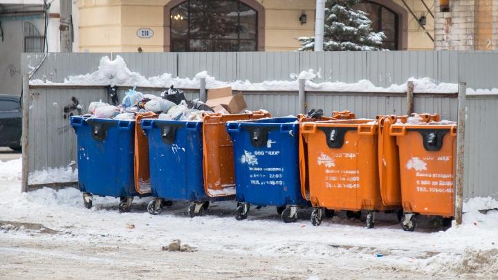 Городские власти хотят отдать контейнерные площадки в Самаре регоператору