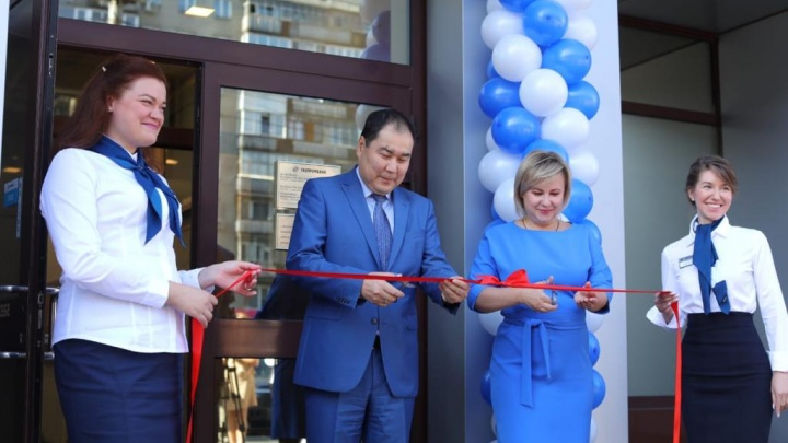 Газпромбанк повысил планку обслуживания в Новосибирске