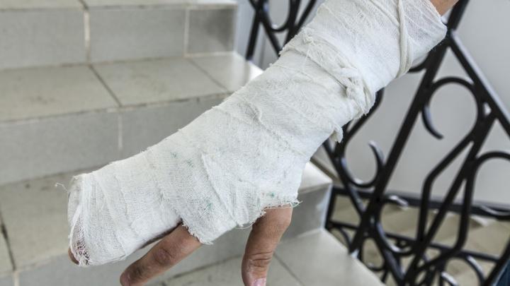 Жительница Кургана получит 350 тысяч рублей за травму на работе