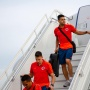 В аэропорту Курумоч приземлился борт с национальной командой Колумбии